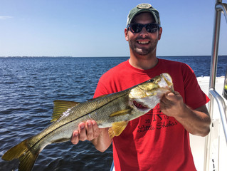 AMI Fishing Report: On Fire In The Wake of Irma