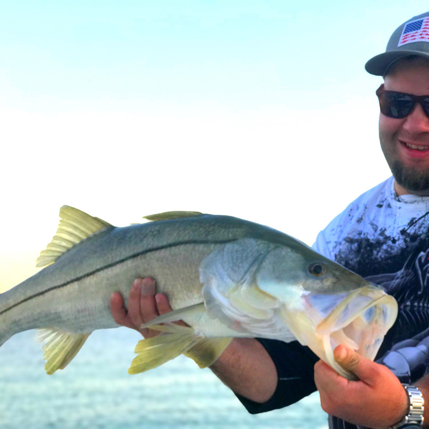 Anna Maria Island Fishing for Snook