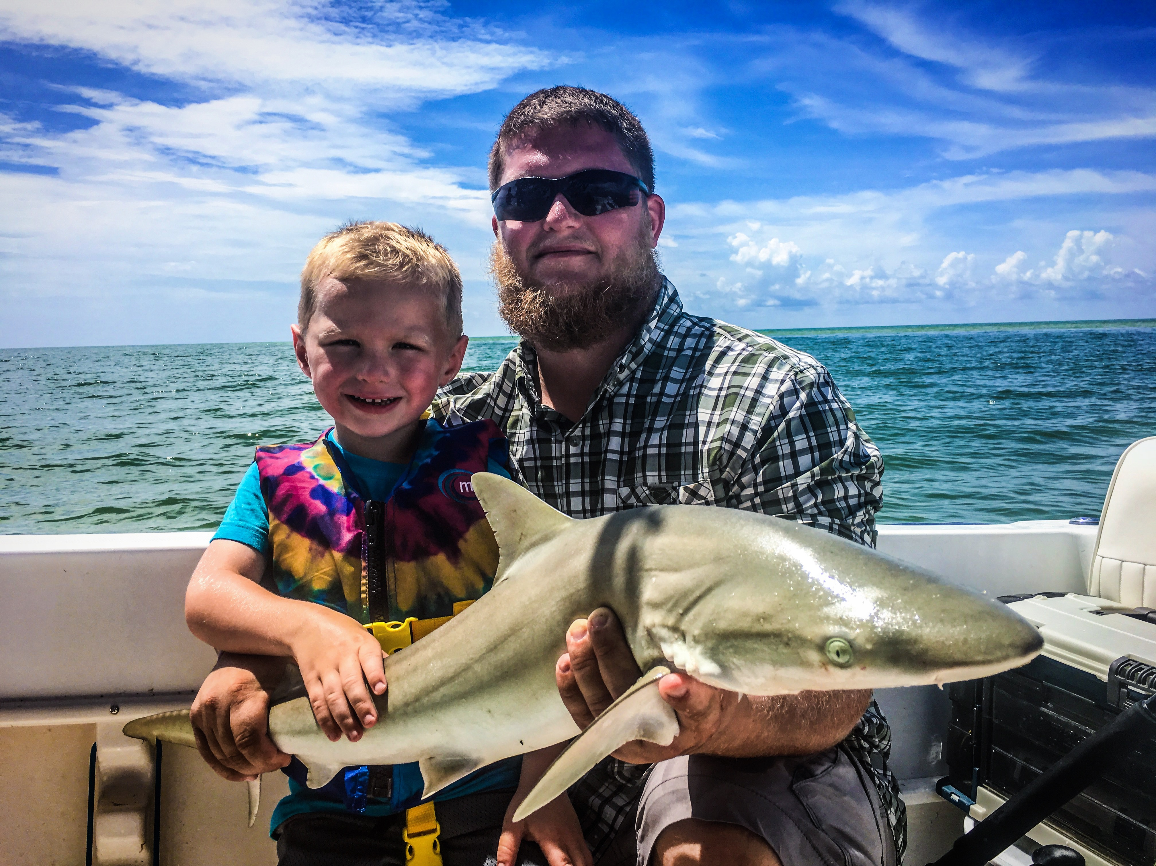 Anna Maria Island Shark Fishing