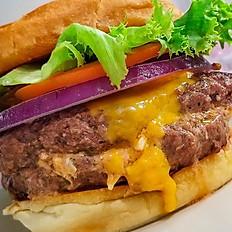 Jesse's Burger (Skoob Approved)