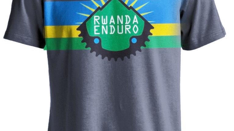 Rwanda Enduro 2019 Edition T-Shirt