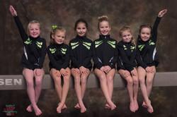 Gymnastics Cal-42