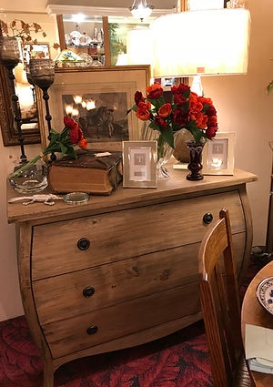 See our furniture and antiques