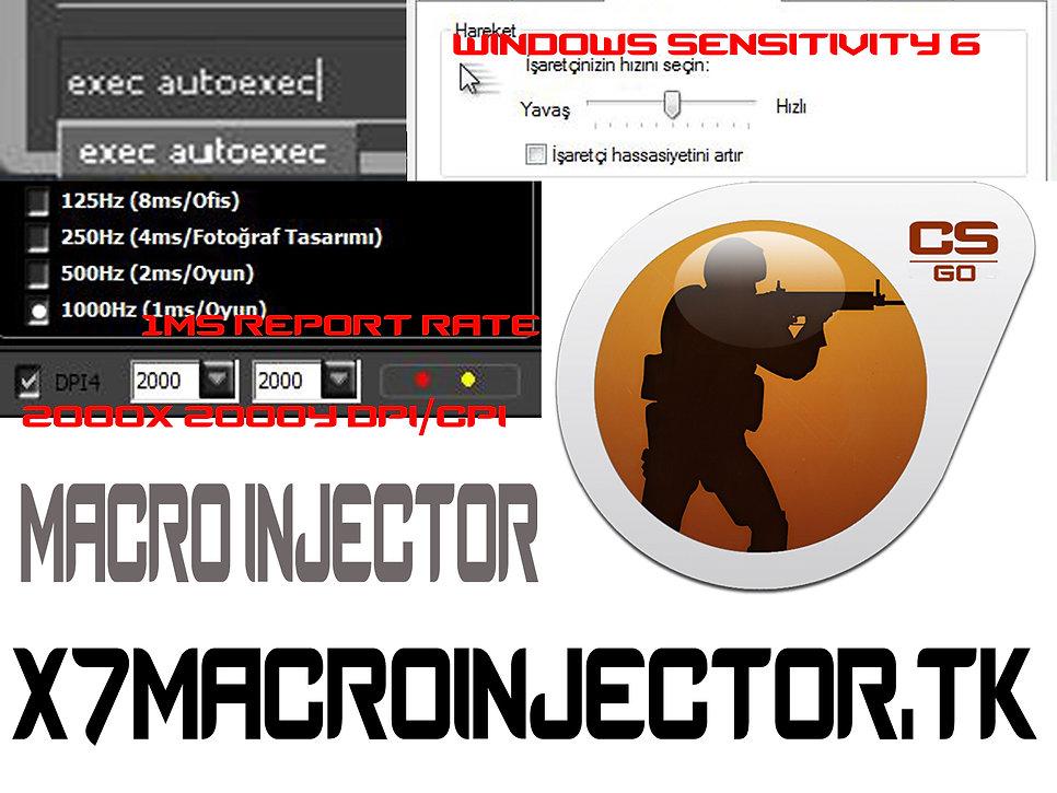 injector CS:GO Settings