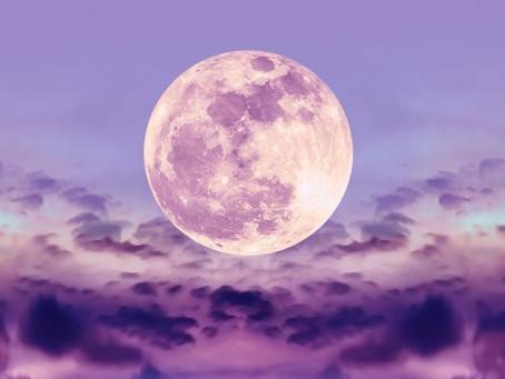 Domenica 16 Giugno: Luna delle fragole e del Miele.