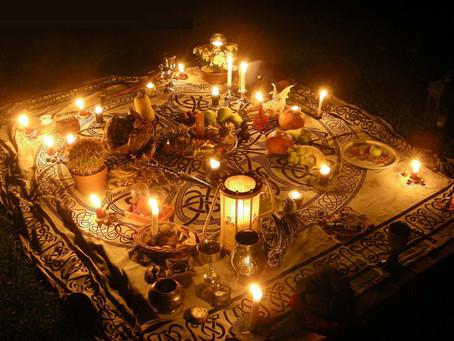 Mabon, Equinozio d'autunno e Sabbat dell'oscurità.