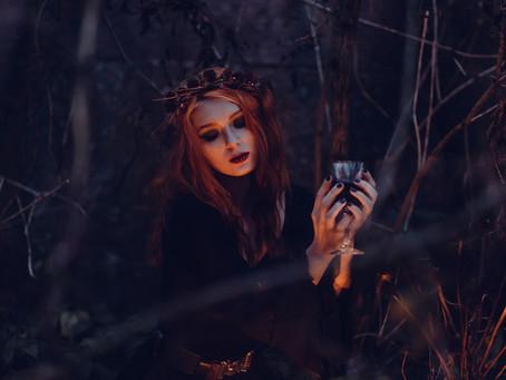Magia naturale in Luna nera.