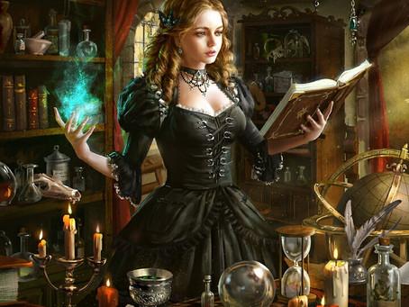 I misteri delle arti divinatorie.