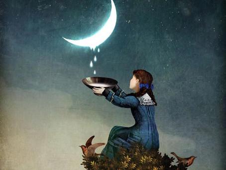 Come ritualizzare in Luna crescente.