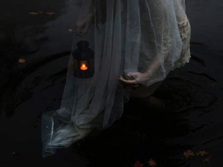 Un rituale per eliminare i blocchi energetici.
