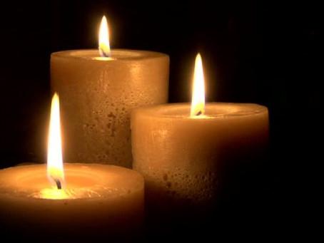 Rituale di protezione con le candele.