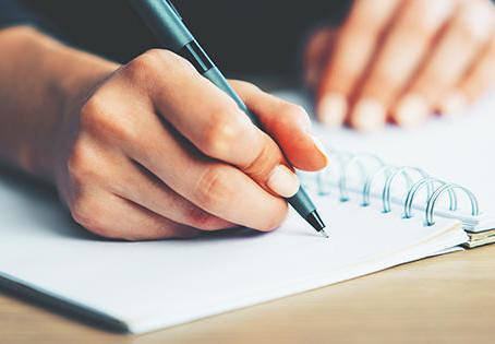 1ère ébauche d'écriture intuitive