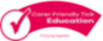 CT Carer Friendly Tick logo Education 15
