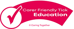 CT Carer Friendly Tick logo Education 15