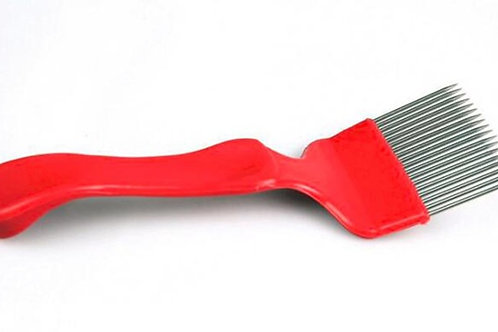 Uncapping fork