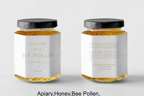 Bee Pollen.  285 grams