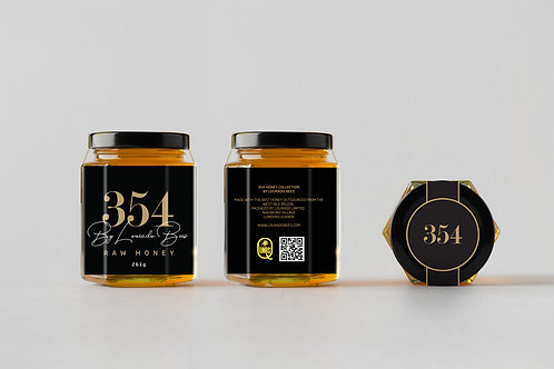 LOURADO BEES  354 Honey Collection  261 grams