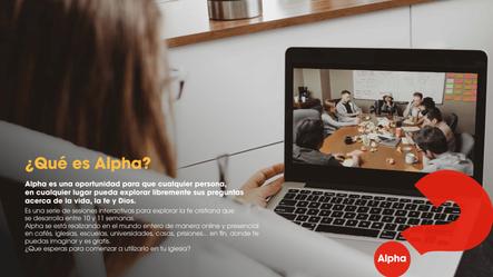 ALPHA, una herramienta para el Año Vocacional Orionista en Chile - Secretariado Juvenil-Vocacional