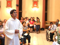 Un nuevo seminarista para Chile, las vocaciones siguen creciendo.