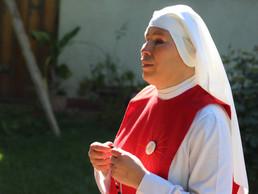 """""""Mi misión en la Iglesia es hablarle a Dios de las personas y a las personas de Dios"""""""