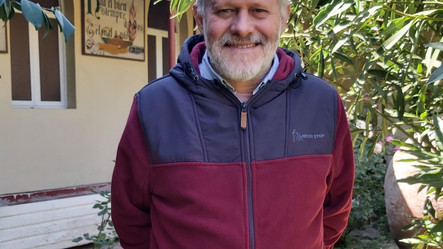 Entrevista al padre Teo, el nuevo superior de nuestra delegación Chilena