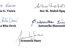 Familia orionista mundial unida en la oración hoy 19 de Marzo, día de San José