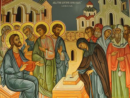 """El día que una mujer dejó a Jesús impresionado, la """"Buena Noticia"""" del fin de semana"""