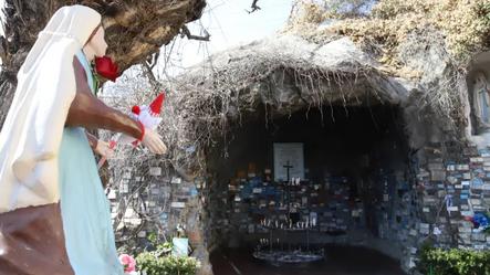 La Gruta de Lourdes en Rancagua no será expropiada