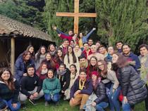 PRIMEROS PASOS DE LA DELEGACIÓN CHILENA EN EN EL AÑO VOCACIONAL ORIONISTA