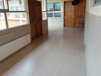 Nuevos baños, nuevos pasillos en Quintero
