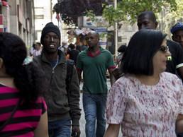 ¿Qué hace el chileno frente a un inmigrante?