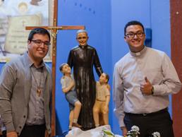 Con eucaristía recordamos los 80 años de la pascua de Don Orione y buenas nuevas en nuestro Seminari