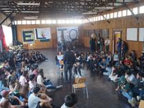"""Más de 100 jóvenes en el """"ELJO"""" Santiago - Encuentro local de jóvenes orionistas"""