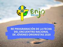 Cambio de fecha para el Encuentro nacional de jóvenes orionistas