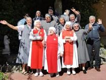 Nuestras Pequeñas Hermanas Misioneras de la Caridad, renovaron sus votos