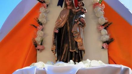 Ntra. Sra. Virgen del Carmen. Patrona de Chile y de nuestra Delegación Orionista