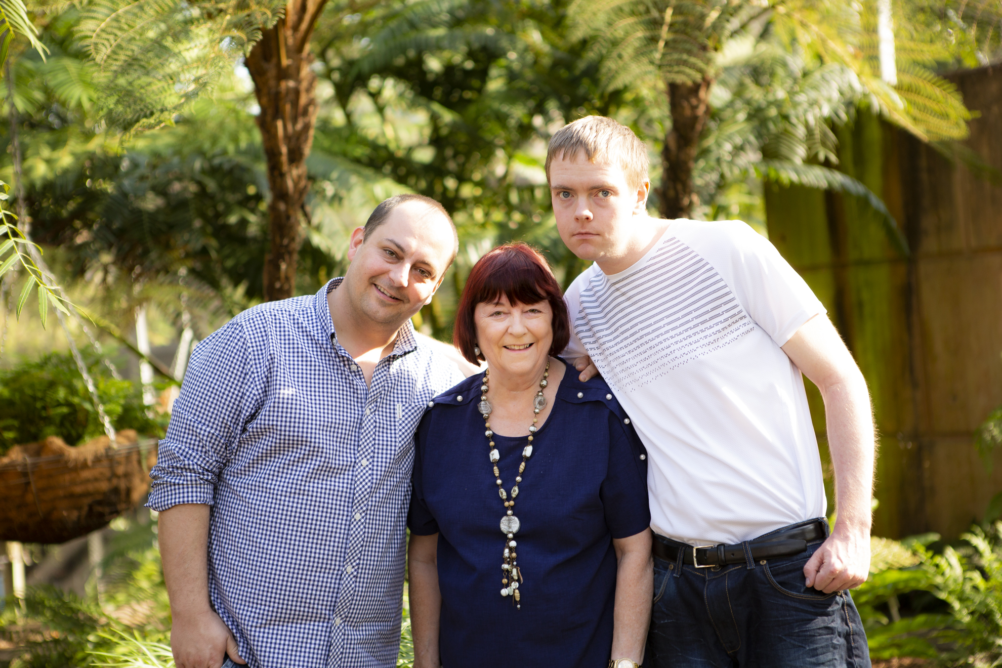 Classic Family Portrait