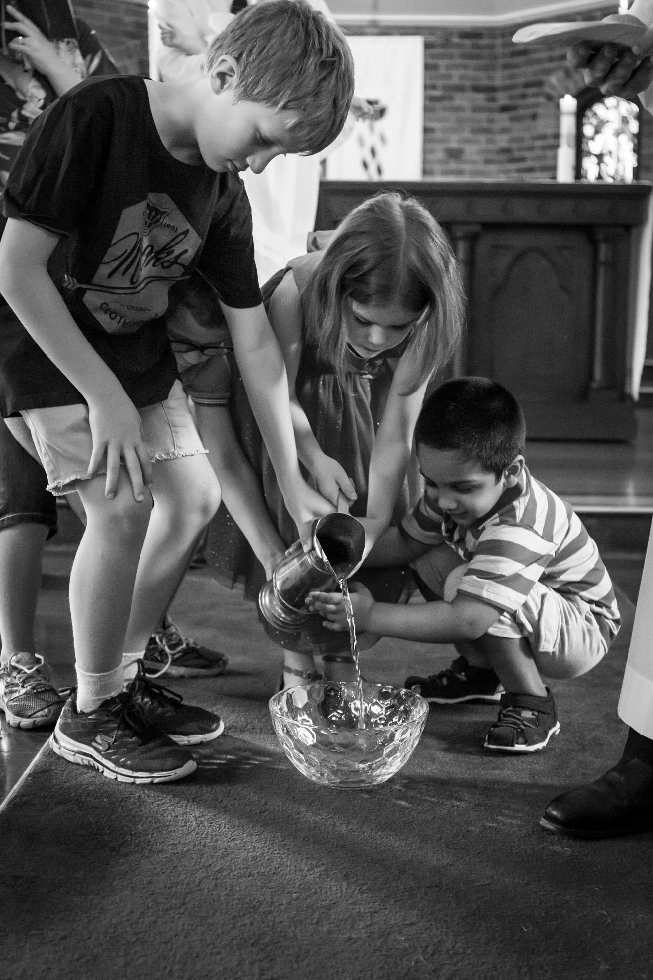 Brisbane Baptism Photography