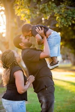 Brisbane Family Portrait