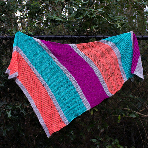 Remembering Summer Shawl
