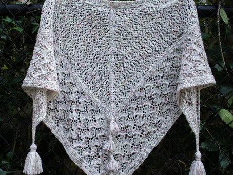 Patience Shawl: Color Inspiration