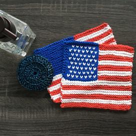 United States Flag Dishcloth Knitting Pattern_edited.jpg