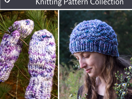 Canada-Inspired Knitting Pattern Collection