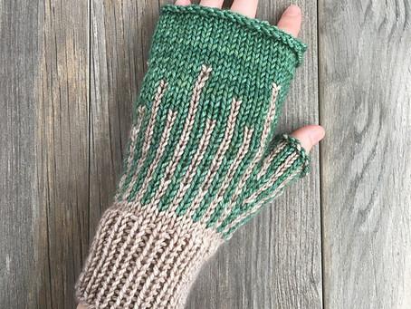 September's Knitting Designs