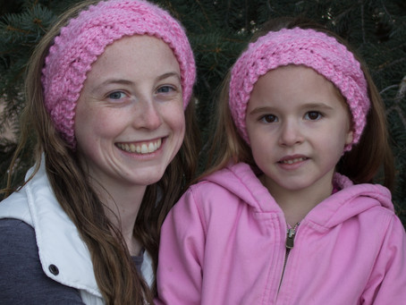 My Favorite Cable Knit Headband: Design Inspiration & Color Suggestions