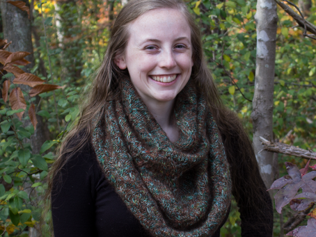 Endless Woods Cowl Knitting Pattern: Yarn Recommendations