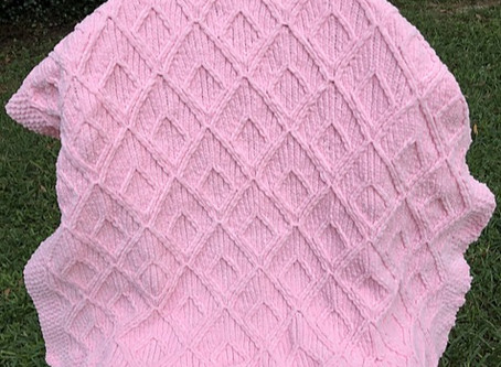 July's Featured Finished Knitting Projects