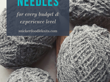 Best Knitting Needles for Knitters of Every Budget and Experience Level