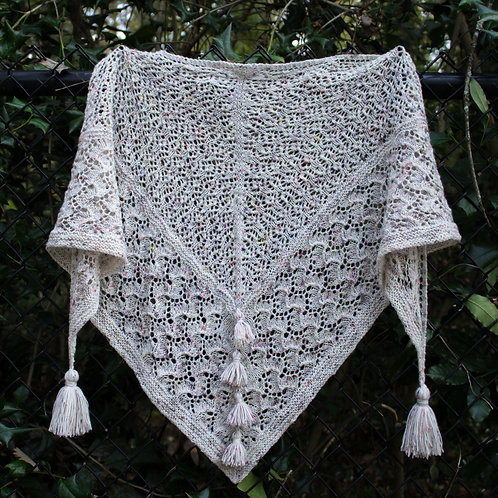Patience Shawl