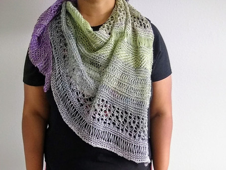 Thank YOU for Helping Me Donate! + August's Featured Finished Knitting Projects